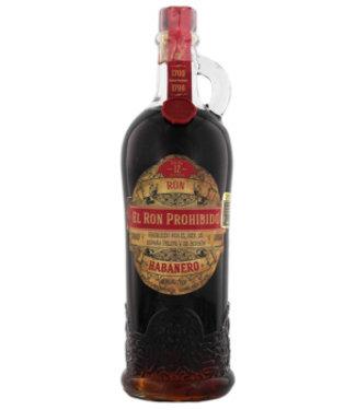 Prohibido Habanero 12YO Rum 0,7L 40%