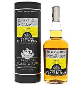 Bristol Reserve Rum of Nicaragua 1999 rum 0,7L 43%