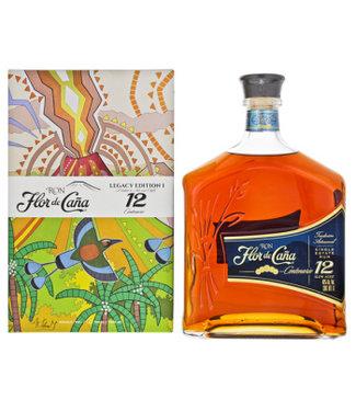 Flor de Cana Centenario -12- Legacy Edition I 1L 40%