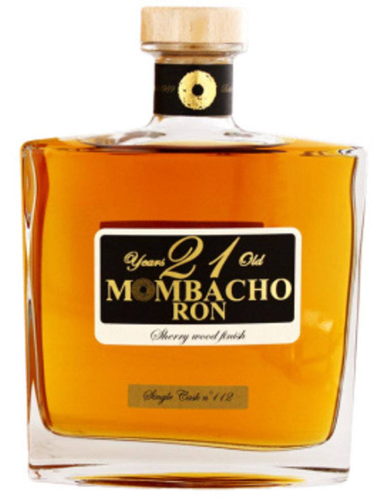 Mombacho Mombacho 21 Years Old Sherrywood 700ml Gift box