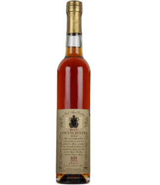 Los Valientes Rum Los Valientes 10 Years Old Anejo - Mexico