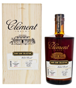 Clement Vieux Rare Cask Collection 2002 15YO 0,5L