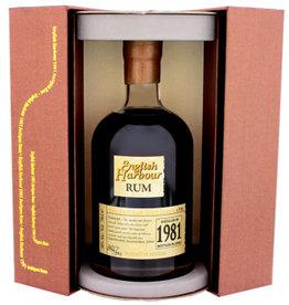 English Harbour 25YO Distilled 1981 0,7L 40%