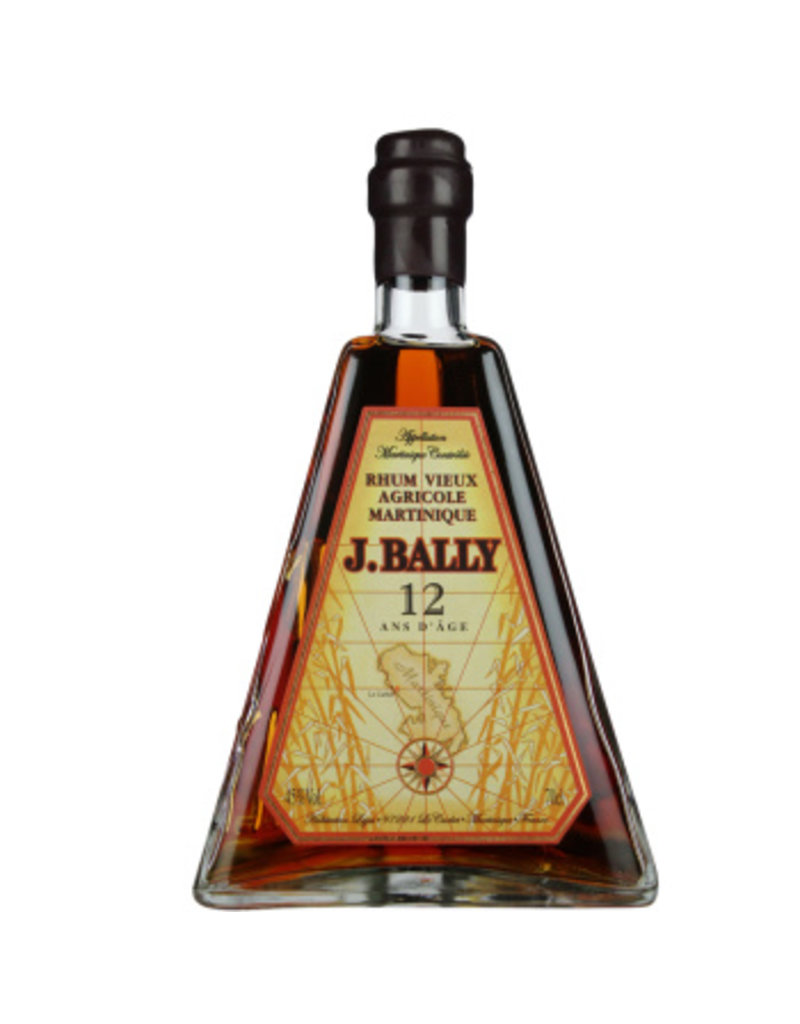 J. Bally J. Bally Vieux 12 Years Old 700ml Gift box