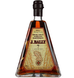 J. Bally J. Bally Vieux 7YO 700ml Gift box