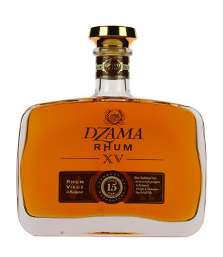 Dzama Dzama Vieux 15 Years Old 700ml Gift box