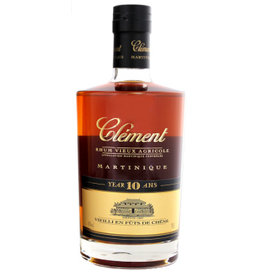 Clement Clement Rhum Vieux 10YO 700ml Gift Box