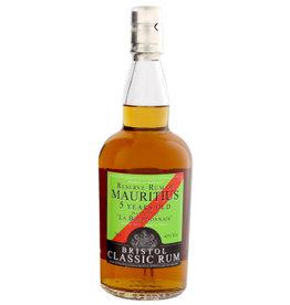Bristol Bristol Reserve Rum of Mauritius 5 Years Old 2010 2015 Sherry Finish 700ml Gift Box