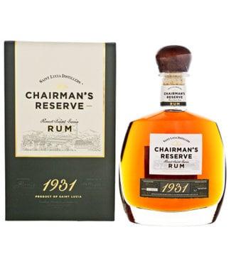 Chairmans Reserve 1931 rum 0,7L 40%