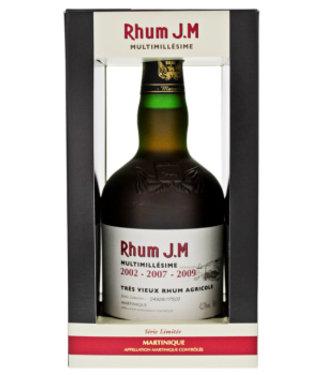 JM Rhum Tres Vieux Multimillesime 0,5L 42,3%