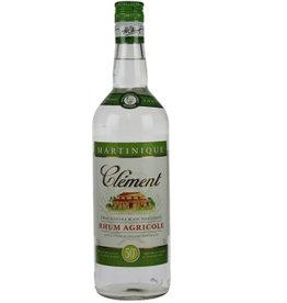 Clement Rhum Agricole Blanc 1000ml