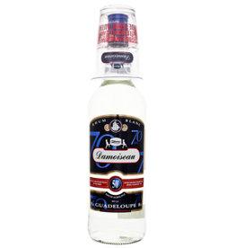 Damoiseau Rhum Blanc + Glas 1L 50%