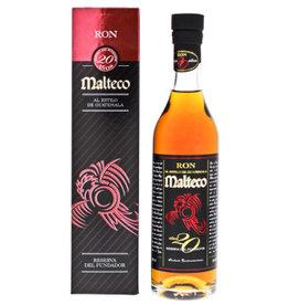 Malteco 20YO rum 0,2L 41%
