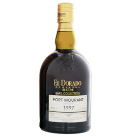 El Dorado El Dorado Rum Port Mourant 1997 Rare Collection 0,7L Gift Box