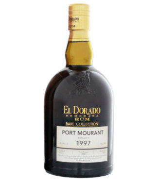 El Dorado El Dorado Rum Port Mourant 1997 Rare Collection 0,7L Gift Box