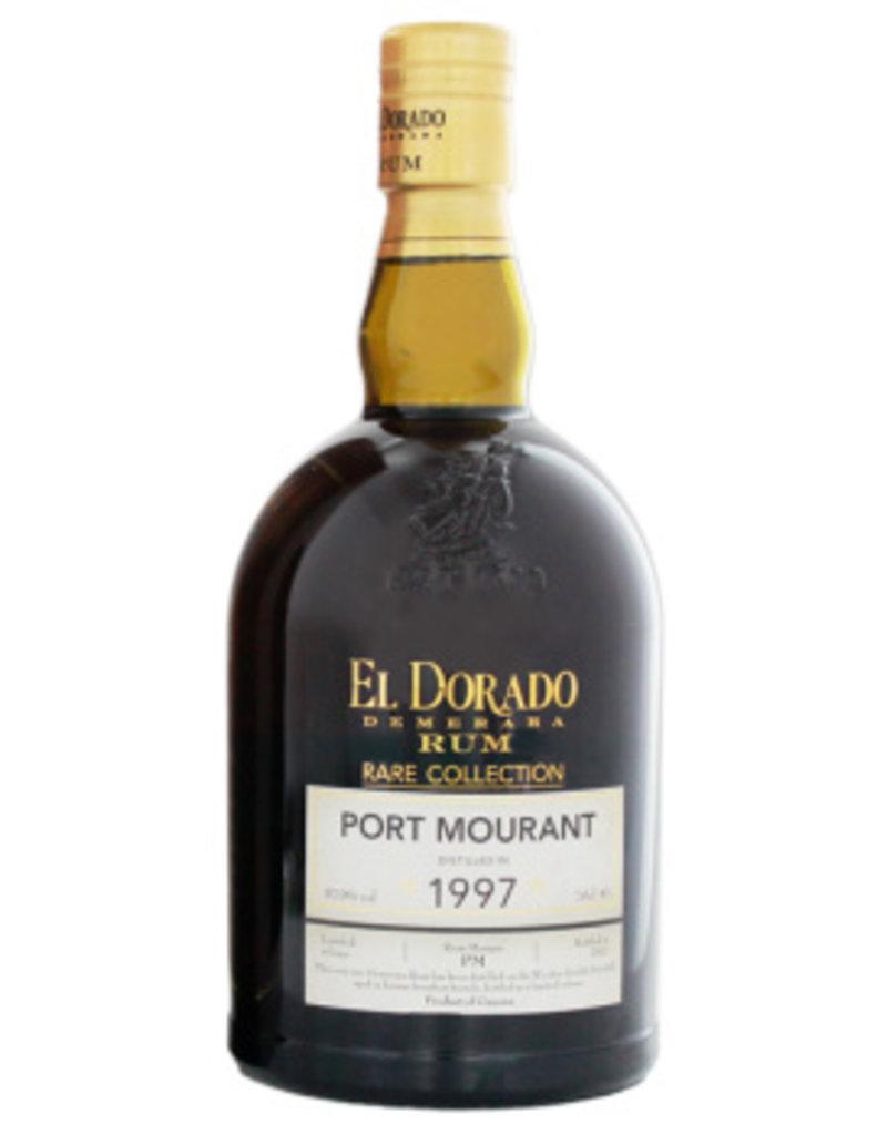 El Dorado Rum Port Mourant 1997 Rare Collection 0,7L Gift Box