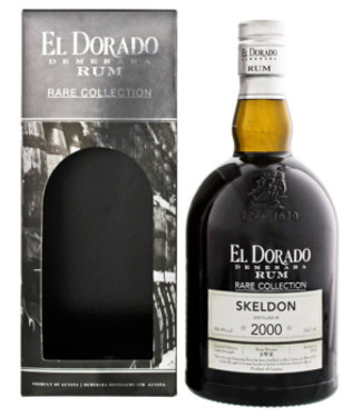 El Dorado Rum Skeldon 2000 Rare Collection 0,7L