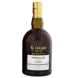 El Dorado El Dorado Rum Versailles 2002/2015 Rare Collection 0,7L -GB-