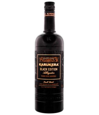 Karukera Rhum Vieux Agricole Black Edition Alligator 1L