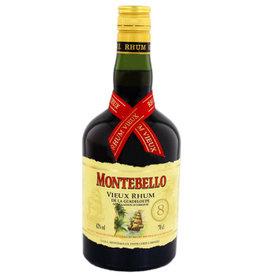 Montebello Rum Montebello Vieux 8 Ans - Guadeloupe