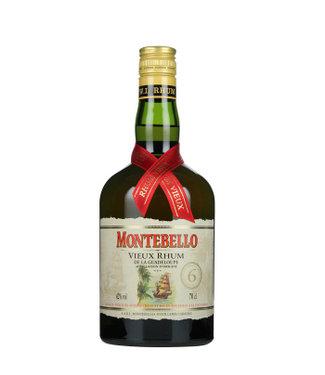 Montebello Montebello Vieux 6 Ans Rum - Guadeloupe