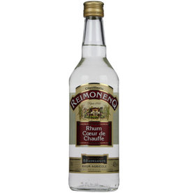 ReimonenQ Rum ReimonenQ Coeur de Chauffe Blanc - Guadeloupe