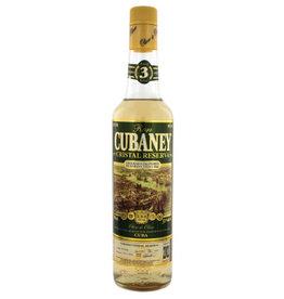 Cubaney Rum Cubaney Cristal Reserva 3 Years Old - Dominicaanse Republiek