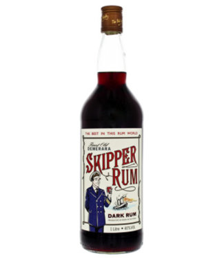 Skipper Demerara dark Rum 1L 40%