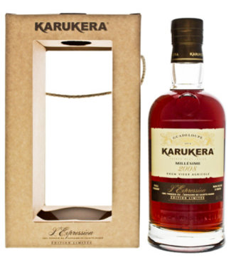 Karukera Rhum Expression 2008 0,7L 48,1%