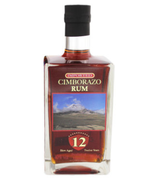Cimborazo Cimborazo 12 Years Old 700ml Gift box