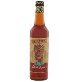 Tiki Lovers Dark Rum 700ml
