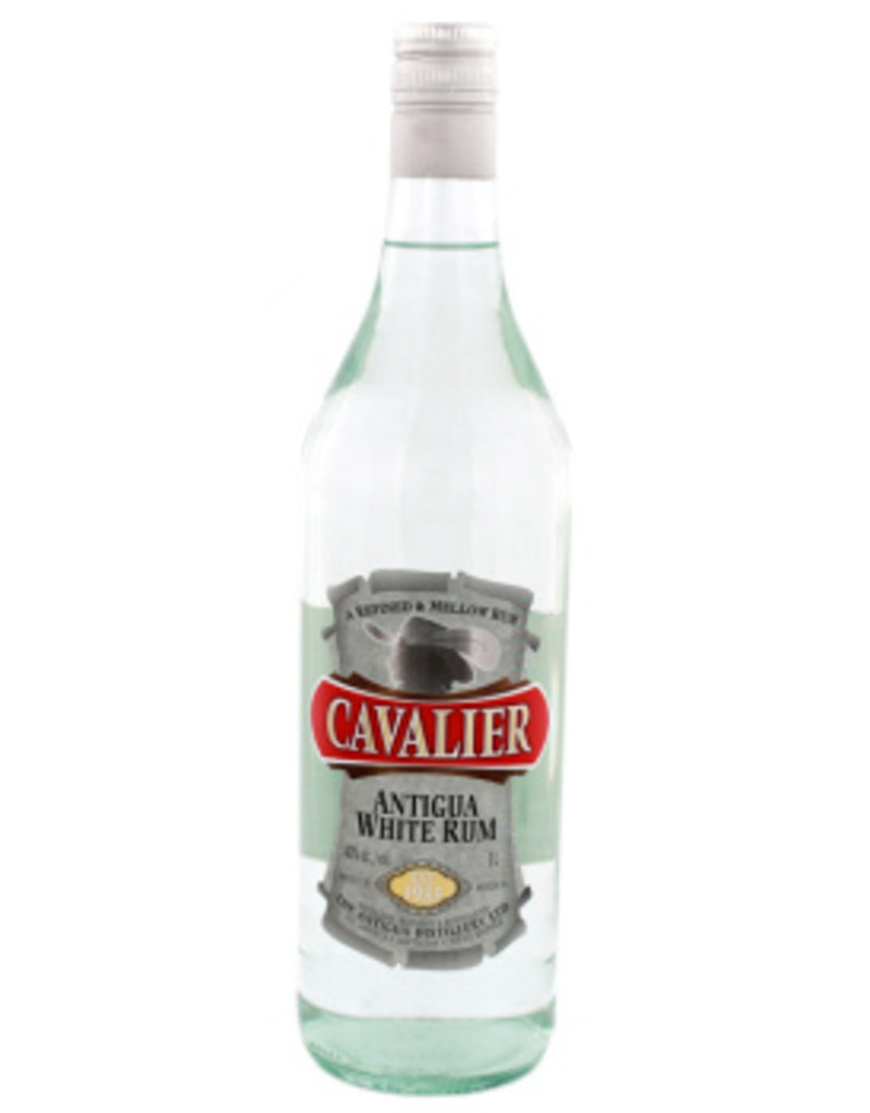 Cavalier White Rum 1 Liter