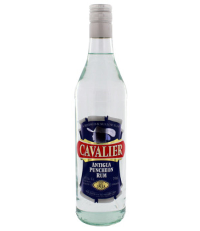 Cavalier Puncheon White Overproof Rum 75 Cl Luxurious Drinks