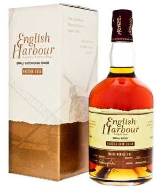 English Harbour Madeira Cask Finish rum 0,7L 46%