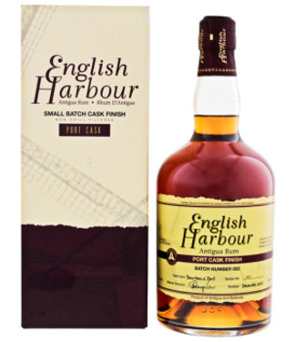 English Harbour Port Cask Finish Batch 2 0,7L 46%