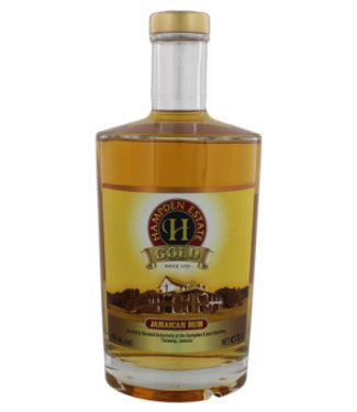 Hampden Estate Gold rum 0,7L 40%
