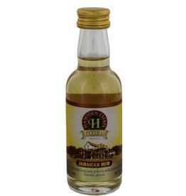 Hampden Estate Gold Rum Miniatures 50ML