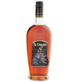 El Dorado El Dorado Rum 8YO 0,7L -GB-