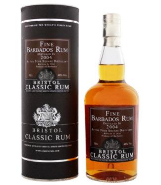 Bristol Bristol Barbados Rum 2004/2016 Four Square 0,7L Gift Box