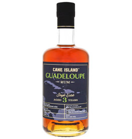 Cane Island Guadeloupe Single Estate 3YO 0,7L 43%