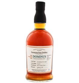 Foursquare Dominus 10YO rum 0,7L 56%
