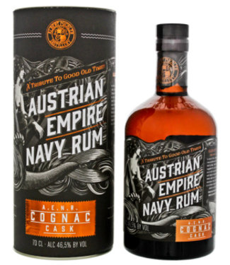 Austrian Empire Navy Rum Double Cask Cognac 0,7L