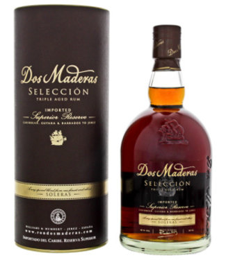 Dos Maderas Seleccion rum 0,7L 42%
