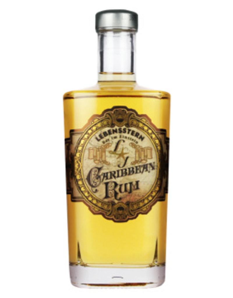 Lebensstern 700 ml Rum Lebensstern Caribbean Rum