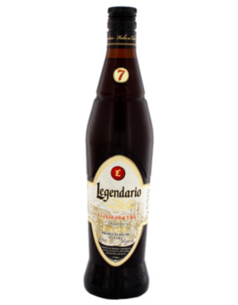 Legendario 700 ml Rum  Legendario Elixir de Cuba 7 Anos - Cuba