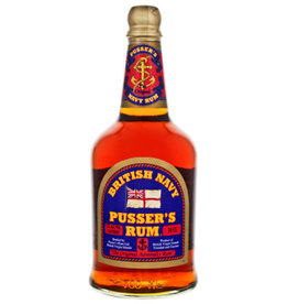 Pussers British Navy Rum 0,7 75%