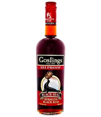 Gosling Gosling Black Seal 151 Proof Rum 0,7L