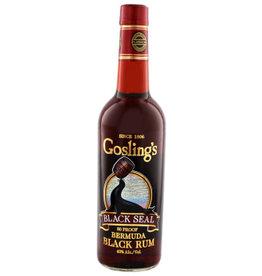 Rum Goslings Black Seal - Bermuda