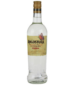 Angostura Angostura Carribean Reserva White 3 Years Old 700ml