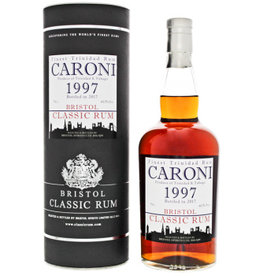 Bristol Caroni Trinidad & Tobago 1997 rum 0,7L 61,5%